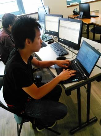 Revivez le tchat sur le métier de développeur web