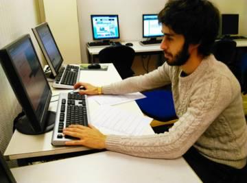 Mathieu Simon, spécialiste de la mobilité à l'Université Paris 1 Panthéon-Sorbonne