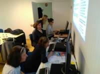 Sophie Viger, directrice générale de l'école 42, Aroua Biri, experte en cybersécurité et Sylvie Boudrillet, psy-EN au CIO mediacom ont répondu à vos questions.