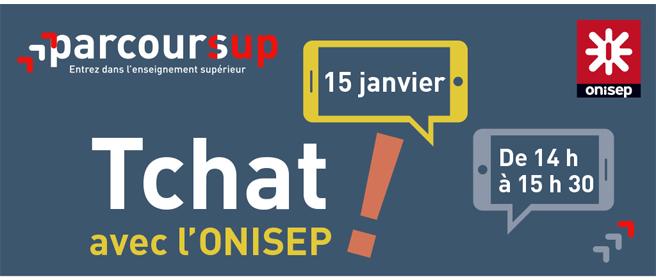 """Tchat """"Parcoursup 2020"""", commencez à poser vos questions !"""