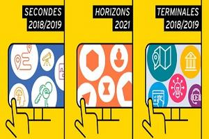 Sites :  Secondes, Horizons, Terminales